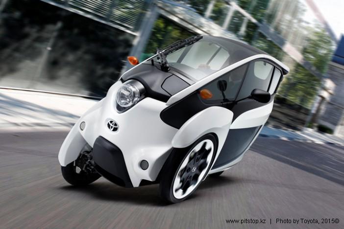 Toyota i-Road news 1