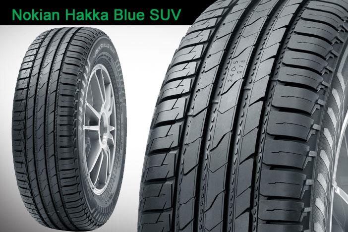 Nokian Hakka BlueSUV1