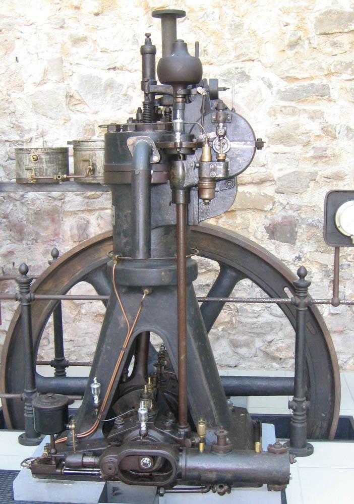 Dieselmotor MAN AG