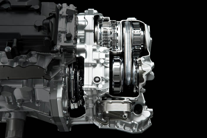 Next Generation XTRONIC CVT2