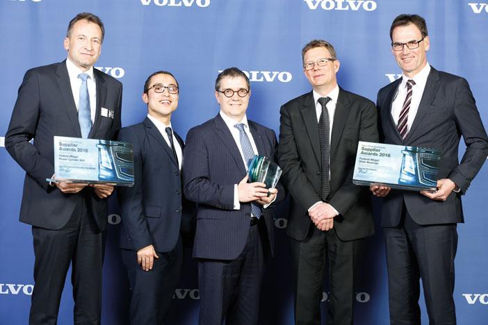 Volvo Supplier Award 1