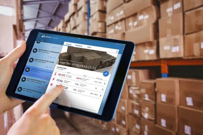 ZF Services openmatics deTAGtive logistics