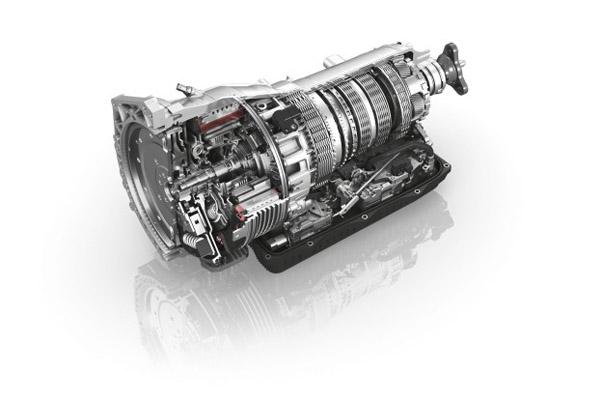 ZF Plug-in Hybrid Transmission 8P75PH