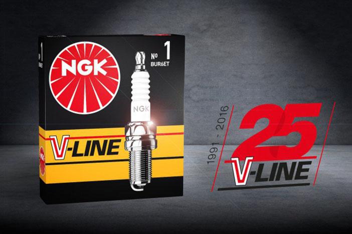 NGK PR 25 yrs V-Line 300dpi