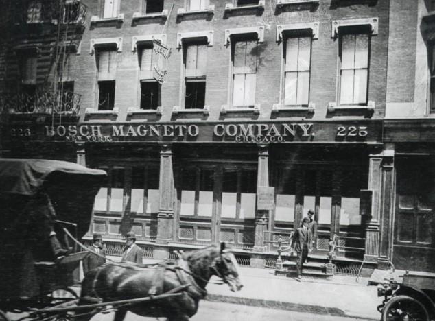 bosch magneto company new york usa 1906-2