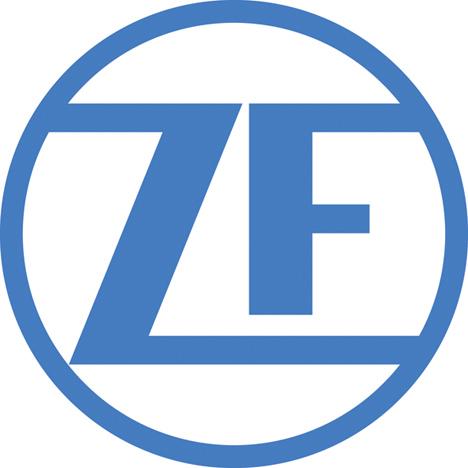 ZF logo STD Blue Pantone 660