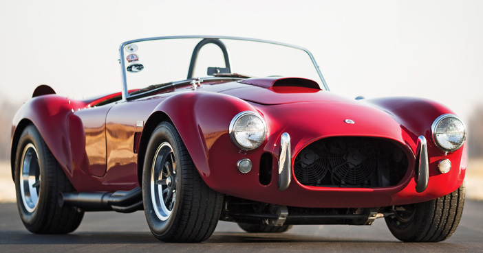 1966 Shelby Cobra 427 front