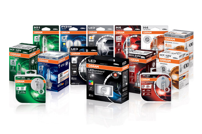 1 OSRAM Original Package