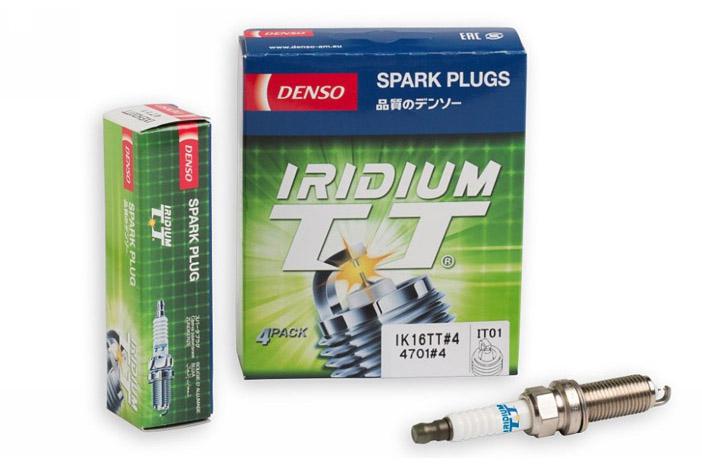 Denso Iridium-TT new-versions 2
