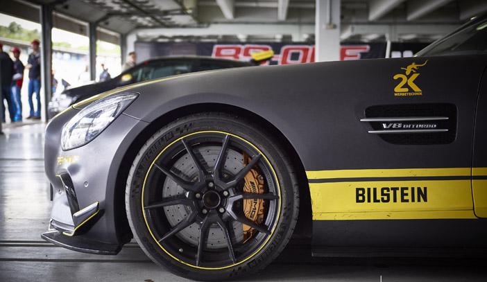 BILSTEIN Mercedes-GT4 2