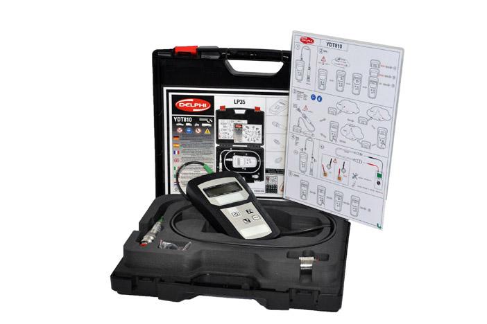 Delphi Low Pressure Diagnostic Tool