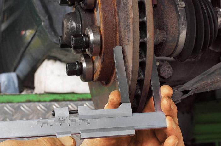 Br Bremsenwartung Vorderachse 3.1 nt 16113