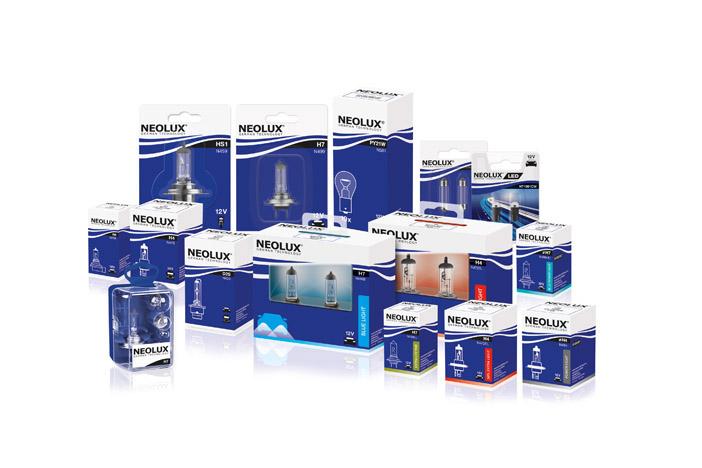 web osram NEOLUX Packaging Portfolio