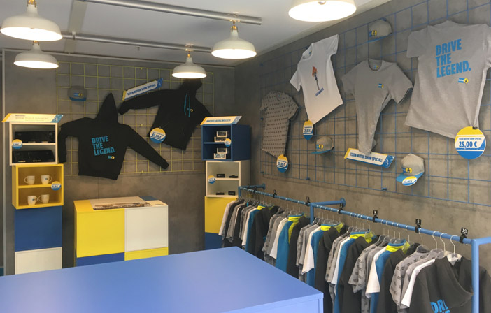 BILSTEIN Fan Shop13 products