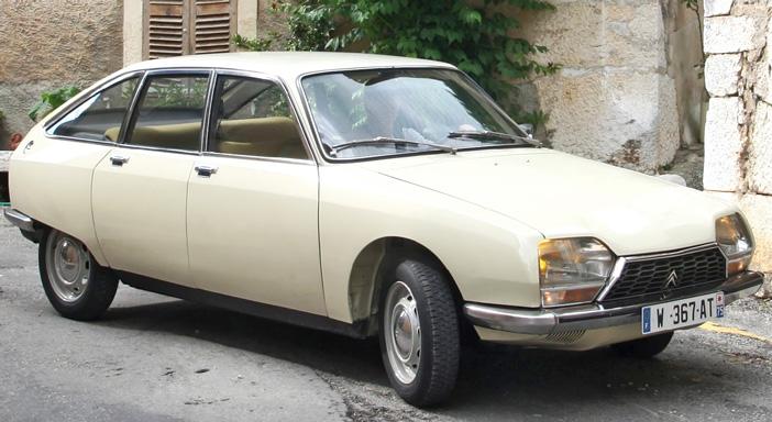 1970 Citroen GS