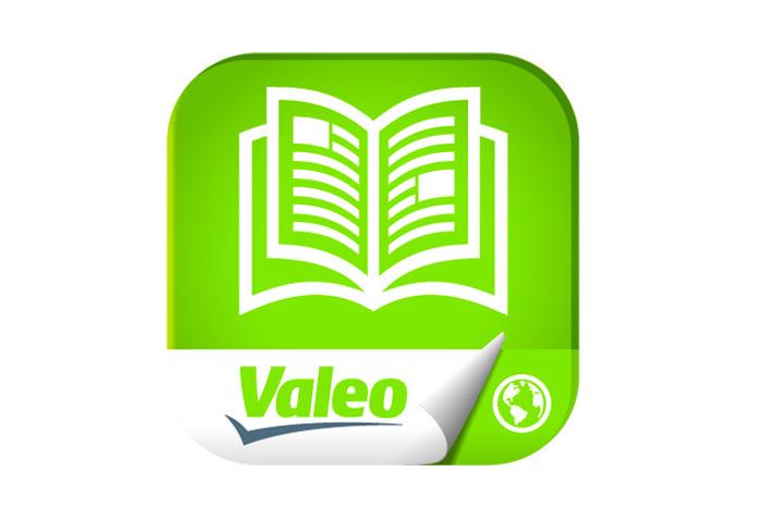 Valeo MyValeoParts App Icon RGB