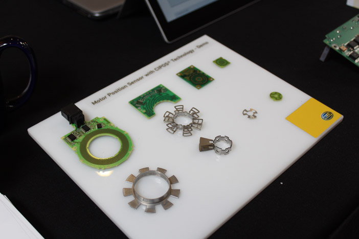 Motor Position Sensor