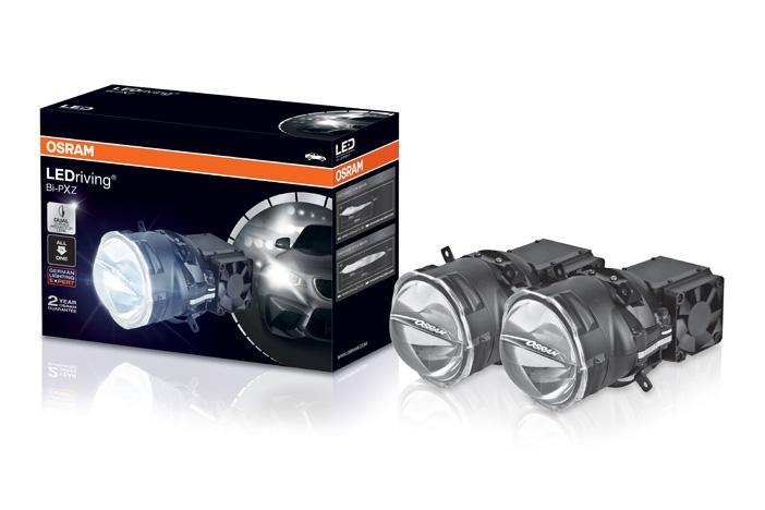 Osram LEDriving PXZ Bi-Function Projector