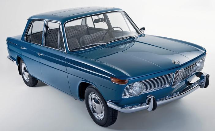 1961 BMW 1500 E115 top