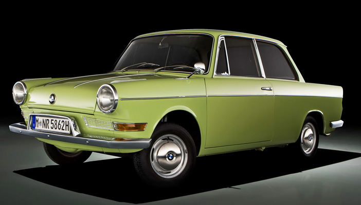 1962 BMW 700 LS Luxus front