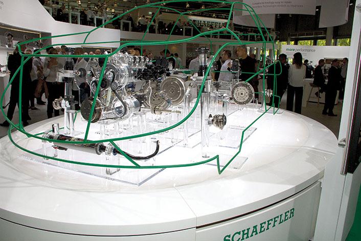 Schaeffler automechanika frankfurt 2018
