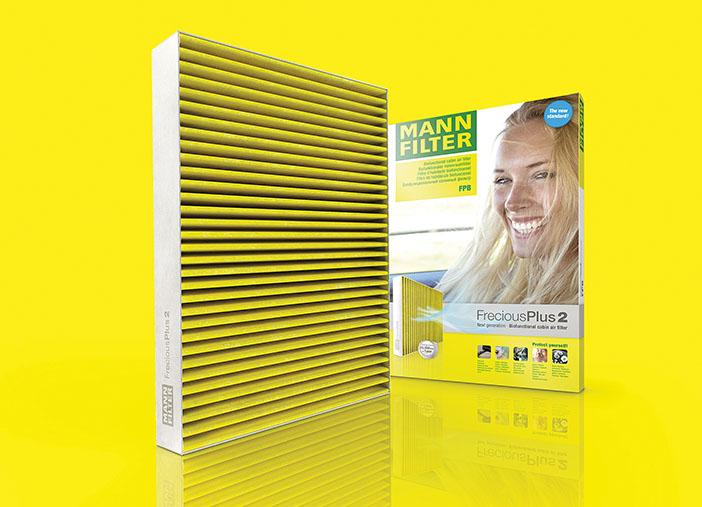 1 Cabin air filter PI freciousplus 2 MF