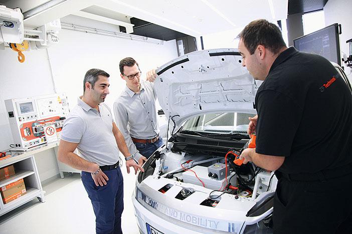ZF на automechanika frankfurt 2018