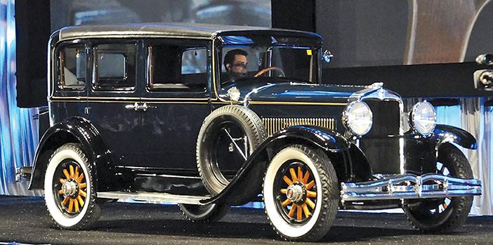 1928 Hupmobile Century Six Sedan