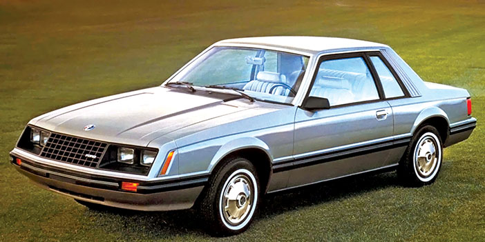 1979 Ford Mustang notchback