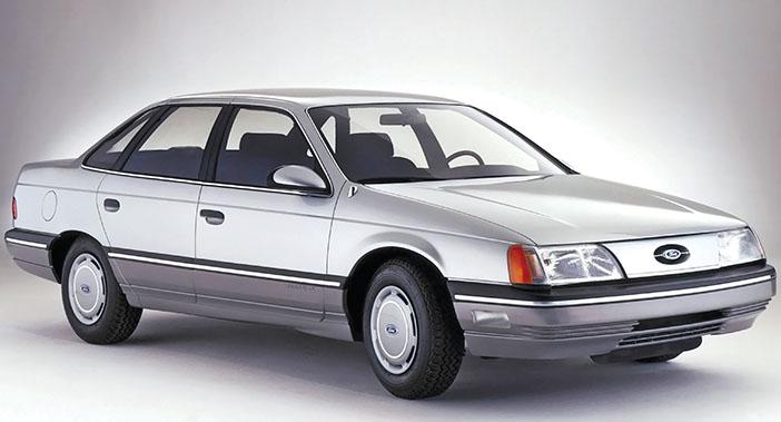 1985 Ford Taurus