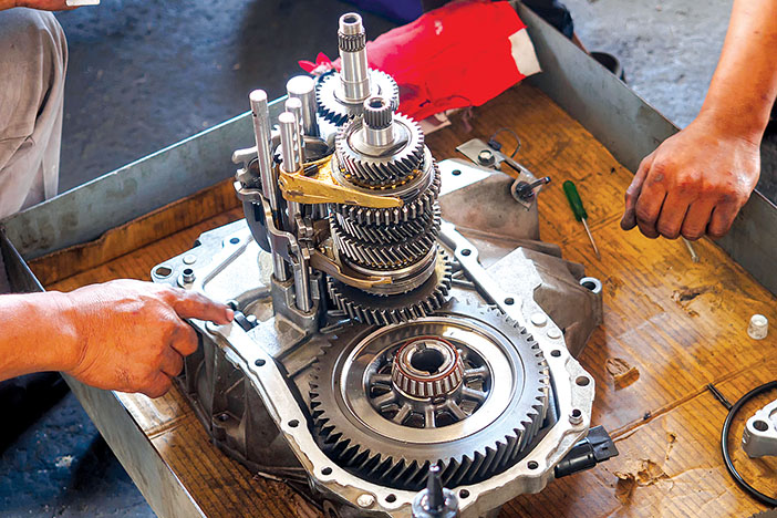 01-Bearing failure in the gearbox - causes and diagnostics