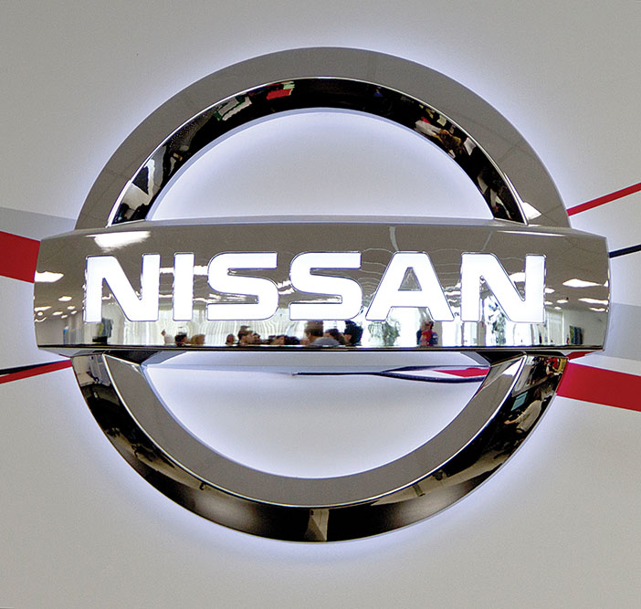 Nissan Qashqai в Питере делают так…