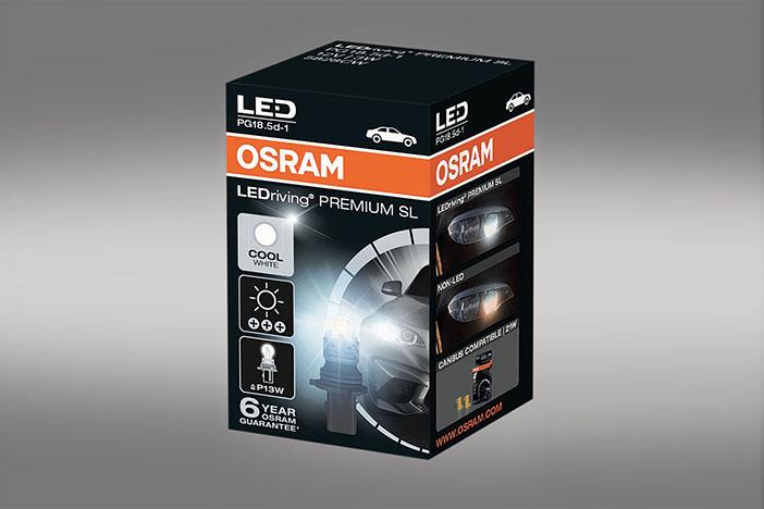 osram dam 7624814 LEDriving PREMIUM RETROFIT P13W 5828CW