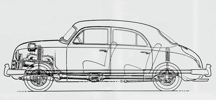Chevrolet Cadet scheme