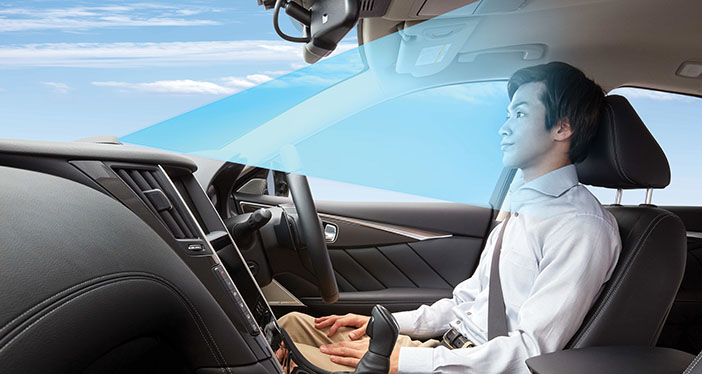 Japan Market ProPILOT2.0 Hands off Driving