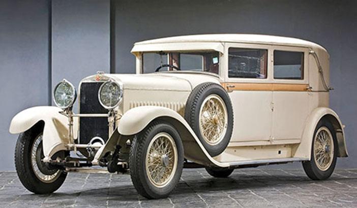 1922 Hispano Suiza T49
