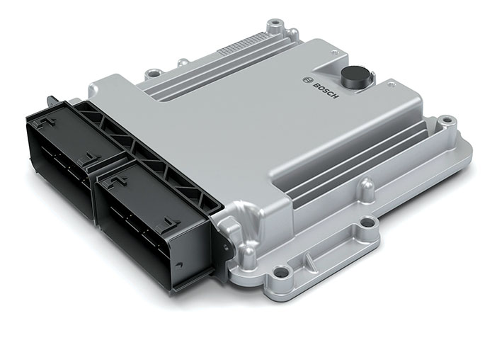Fuel cell control unit