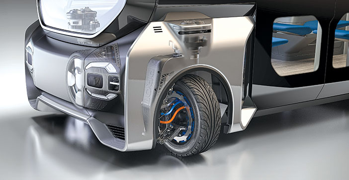 Protean360plus opaque pod wheel rotation MR