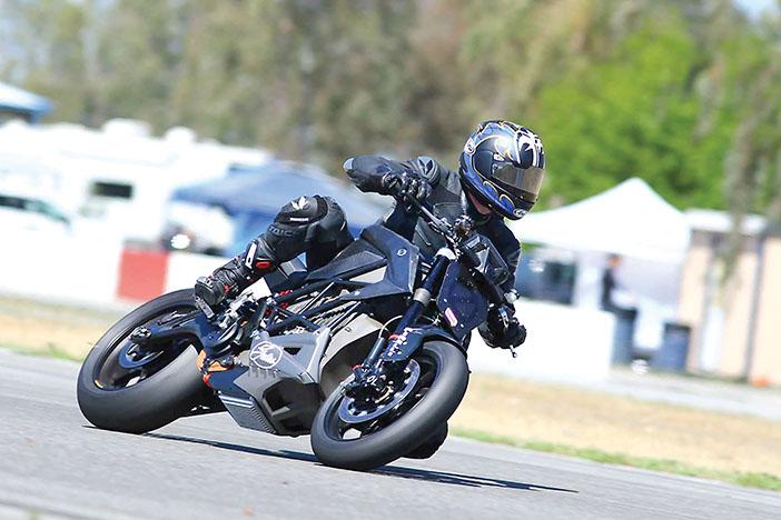 Gates Zero Motorcycle