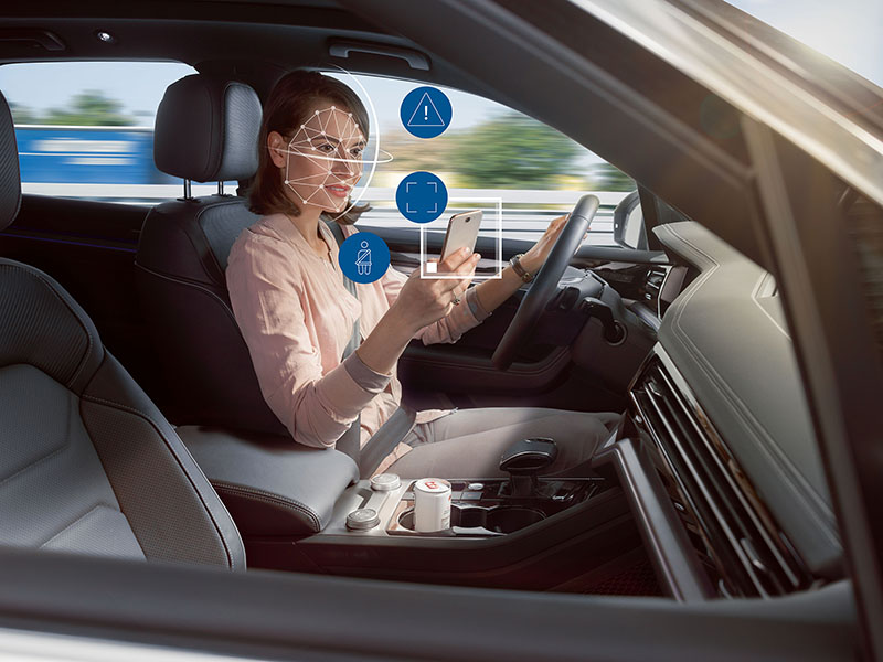 bosch driver monitoring distractions2