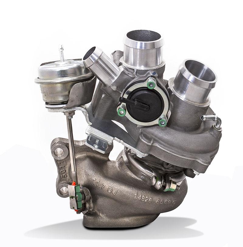 upgrade turbocharger for 3 5 liter ecoboost engine bw 00640