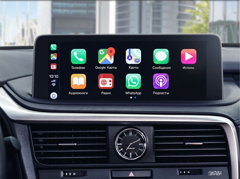 Lexus carplay