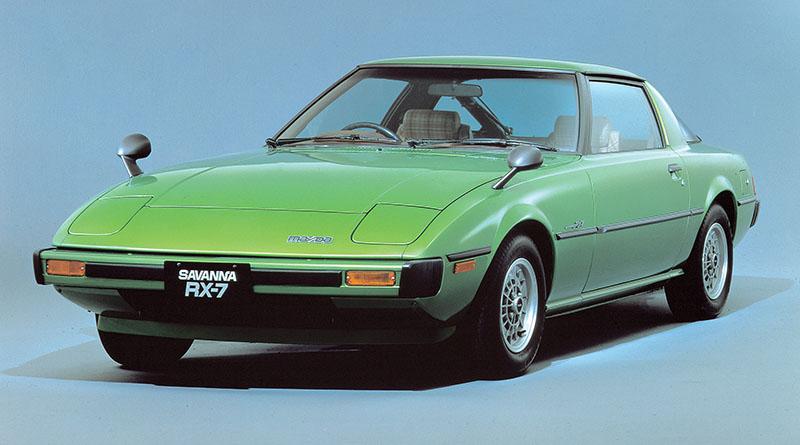 Mazda RX 7 1978 3 4frontstill hires hires