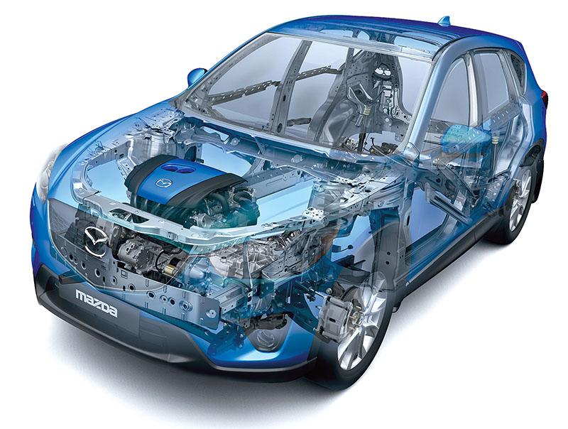 Mazda CX 5 SkyActiv 2011 P1J04985s