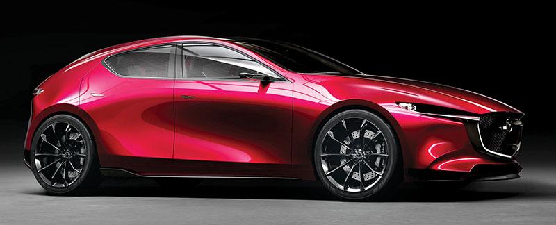 Mazda KAI CONCEP 2017