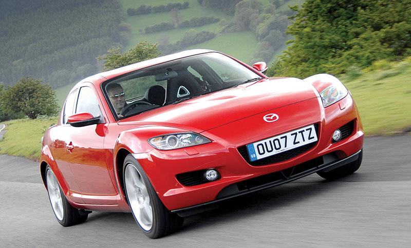 Mazda RX 8 2003