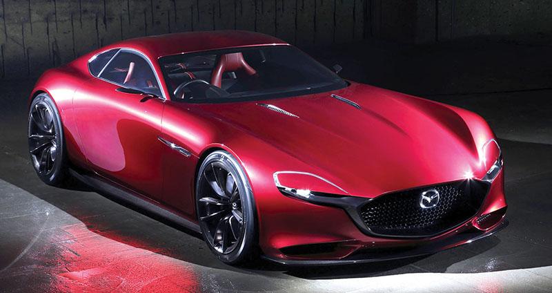 Mazda RX VISION concept 2015
