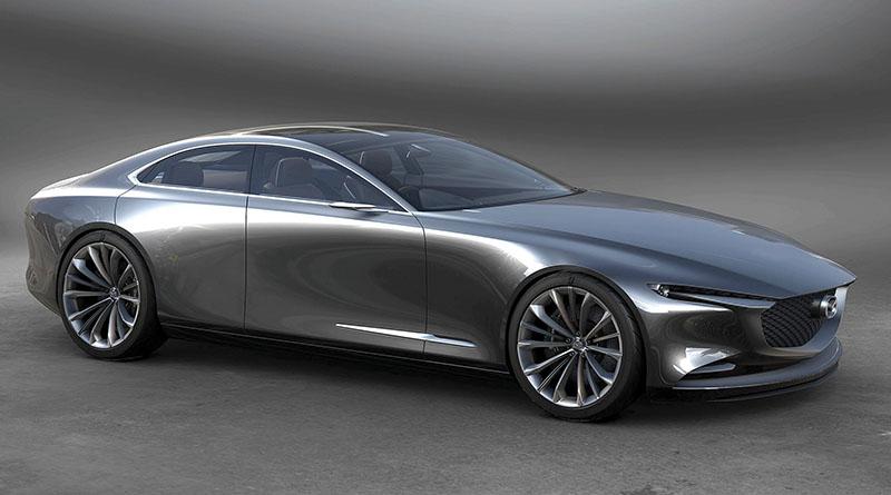 Mazda Vision Coupe 2017