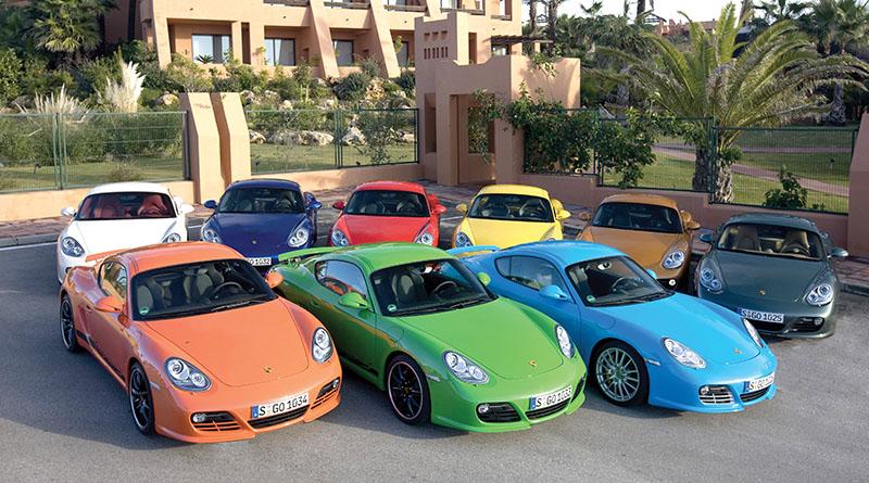Photo Porsche AG