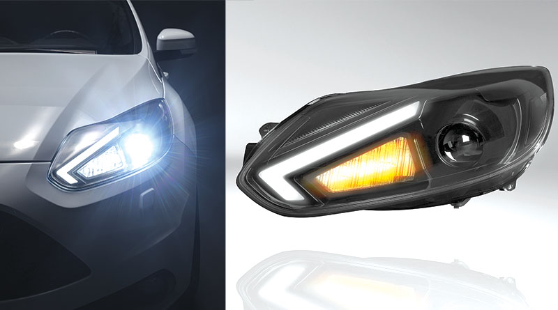 OSRAM LEDriving XENARC headlights Ford Focus CAR high